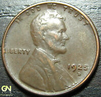 1925 D LINCOLN CENT WHEAT CENT  --  MAKE US AN OFFER  Y3712