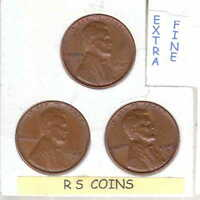 1944   EXTRA FINE  LINCOLN CENT    UPGRADE  FOR  ONLY  99C     RS COINS SPECIAL