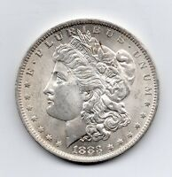 1883 0 MORGAN DOLLAR SUPER