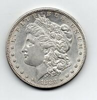 1883 S MORGAN DOLLAR GREAT EYE APPEAL & DETAIL SUPER NICE