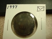 1897   CANADIAN PENNY   CANADA ONE CENT   CIRCULATED