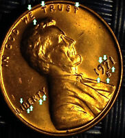NICE 1971 S UNC LINCOLN ONE CENT PENNY DDO DOUBLE DIE  MANY ERRORS COIN  1C
