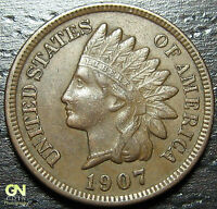 1907 INDIAN HEAD CENT      MAKE US AN OFFER  Y6196