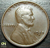 1925 D LINCOLN CENT WHEAT CENT  --  MAKE US AN OFFER  Y6105
