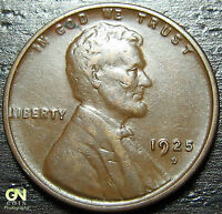 1925 D LINCOLN CENT WHEAT CENT  --  MAKE US AN OFFER  Y6106