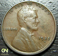 1925 D LINCOLN CENT WHEAT CENT  --  MAKE US AN OFFER  Y5651