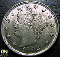 1902 LIBERTY V NICKEL  --  MAKE US AN OFFER  W2423 ZXCV