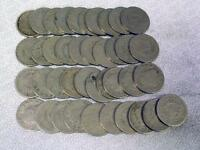 40  ONE ROLL  1898 LIBERTY