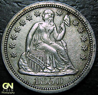 1850 P SEATED LIBERTY DIME      MAKE US AN OFFER  Y5719