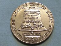 1939 NATIONAL CAMPAIGN COMMITTEE HAM & EGGS POLITICAL REFORM TOKEN  ITEM 86