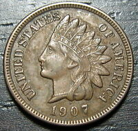 1907 INDIAN HEAD CENT     MAKE US AN OFFER O3677