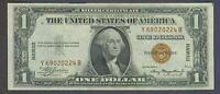 1935A $1 BETTER YB BLOCK UNC HAWAII SILVER CERTIFICATE   WWII NOTE