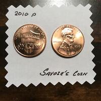 2010 LINCOLN SHIELD CENT PENNY   FIRST YEAR WITH THE SHIELD
