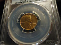 1933 D 1C RD LINCOLN CENT PCGS MS65RD