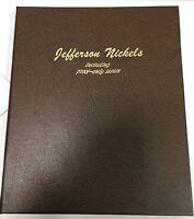 COMPLETE 1938   2009 JEFFERSON NICKEL SET HIGH GRADE  BU & PROOF ONLY ISSUES