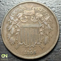 1866 2 CENT PIECE  --  MAKE US AN OFFER  Y8162