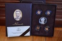 2009 U.S. MINT LINCOLN COIN & CHRONICLES SET