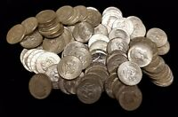 $50 FACE VALUE   90  SILVER KENNEDY HALF DOLLARS DATED 1964