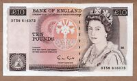 GREAT BRITAIN   10 POUNDS   1988 91   P379E   AU/UNCIRCULATE