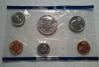 1989 P   UNITED STATES MINT SET   UNCIRCULATED  IN ORIGINAL CELLO  5 COINS
