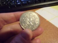 2 5  GULDEN FROM THE NETHERLANDS 1959