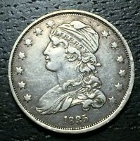 1835 CAPPED BUST QUARTERS     MAKE US AN OFFER   W3398 ZXCV