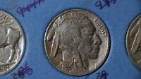 1935 S  INDIANHEAD NICKEL BEAUTIFUL AMERICAN COIN 693A7