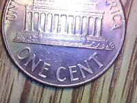 ERROR COIN 2002 D LINCOLN CENT BUBBLES ON REVERSE