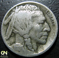 1916 D BUFFALO NICKEL      MAKE US AN OFFER   Y4036