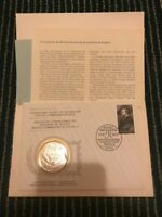 WASHINGTON MINT COMMEMORATIVE ISSUE STERLING SILVER PROOF COIN MAY 17 1977