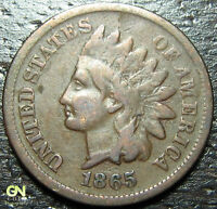 1865 INDIAN HEAD CENT      MAKE US AN OFFER   Y9441