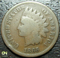 1865 INDIAN HEAD CENT      MAKE US AN OFFER   Y9447