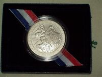 PLEASE  2010 BOY SCOUTS OF AMERICA UNCIRCULATED SILVER DOLLAR