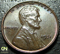 1931 P LINCOLN CENT  --  MAKE US AN OFFER  W2999 ZXCV
