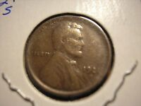 1921-S LINCOLN CENT 1013
