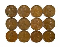 LOT OF 24 1931 P 1C LINCOLN WHEAT CENT PENNIES EXTRA FINE  EXTRA FINE / EXTRA FINE  118490