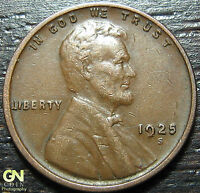 1925 S LINCOLN CENT WHEAT CENT  --  MAKE US AN OFFER  Y4271
