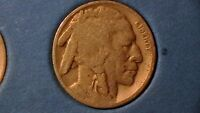 1929 D  INDIANHEAD NICKEL WITH BUFFALO REVERSE  BEAUTIFUL AMERICAN COIN 466A9