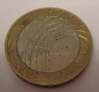 2 / TWO POUND COIN   I.K. BRUNEL   GOOD CIRCULATED   2006
