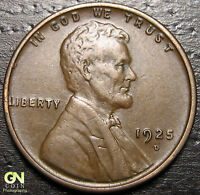 1925 D LINCOLN CENT WHEAT CENT  --  MAKE US AN OFFER  R3300