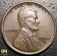 1925 D LINCOLN CENT WHEAT CENT  --  MAKE US AN OFFER  R3311