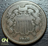 1865 2 CENT PIECE  --  MAKE US AN OFFER  Y6896