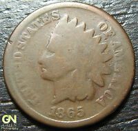 1865 INDIAN HEAD CENT  --  MAKE US AN OFFER  Y4406