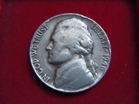 1946  FIVE CENT COIN FROM THE UNITED STATES