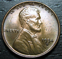 1934 D LINCOLN CENT  --  MAKE US AN OFFER  B1684