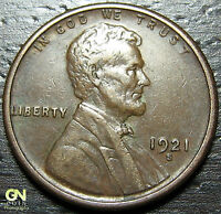 1921 S LINCOLN CENT WHEAT CENT  --  MAKE US AN OFFER  Y6615