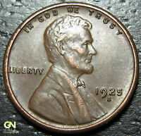 1925 S LINCOLN CENT WHEAT CENT  --  MAKE US AN OFFER  Y9721