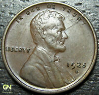 1925 S LINCOLN CENT WHEAT CENT  --  MAKE US AN OFFER  Y9722