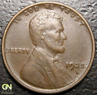 1925 D LINCOLN CENT WHEAT CENT  --  MAKE US AN OFFER  R3318