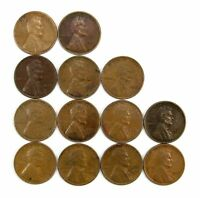 LOT OF 25 1926 P 1C LINCOLN WHEAT CENT PENNIES EXTRA FINE  EXTRA FINE / EXTRA FINE  130774